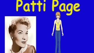 Patti Page dead singer