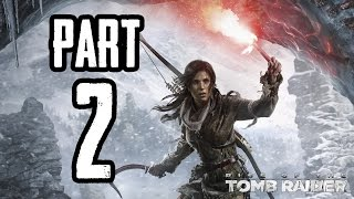 ► Rise of the Tomb Raider   #2   Lara DiCaprio!   CZ Lets Play / Gameplay [1080p] [PC]