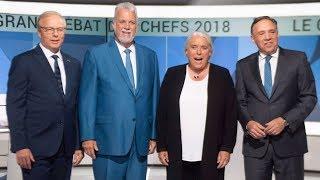 Quebec Votes 2018: English debate