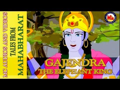 Vishnu Part I - Gajendra : The Elephant King