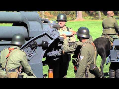 88 Gun vs. Stuart Light Tank