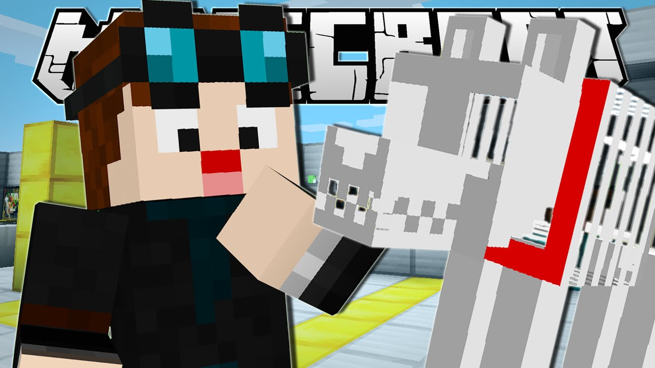 Minecraft | GRIM GETS AN UPGRADE!! | Custom Command | Best ...