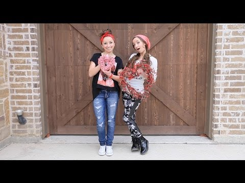 Valentine's Day Fashion Lookbook | Brooklyn And Bailey video
