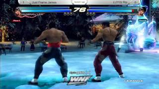 TT2 Just Frame James vs LUYG Rip - WNF 1.3