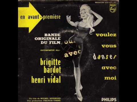 "Music video Brigitte Bardot - B.O.F. ""Voulez-vous danser avec moi ?"" Chant : Bob Martin - Music Video Muzikoo"