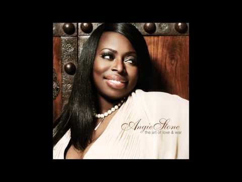 Angie Stone - Happy Being Me