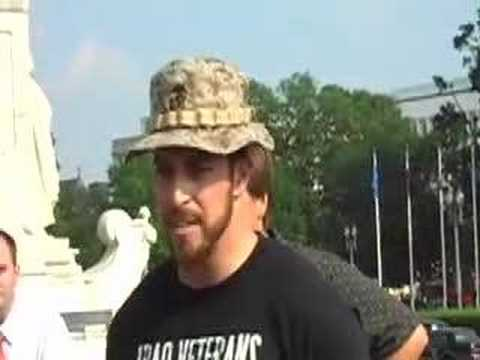Marine Vet Adam Kokesh Defends Right of Dissent Video