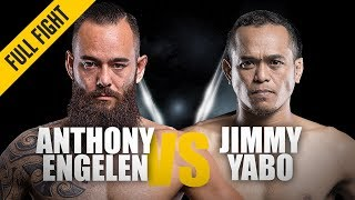 ONE: Full Fight | Anthony Engelen vs. Jimmy Yabo | Two Wins In Two | November 2018