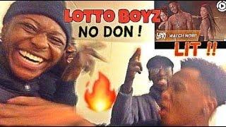 First Time Listening to Lotto Boyzz | Lotto Boyzz (Ash X Lucas) - No Don - Lit REACTION