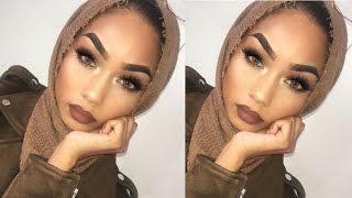 Instagram Baddie Makeup Tutorial | Sabina Hannan