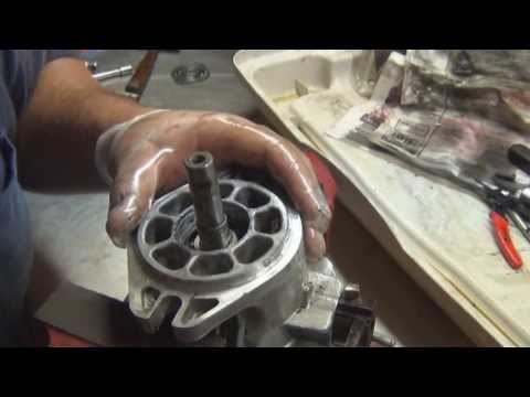 Gear Pump Ppt Disassembly Hydro-gear Pump
