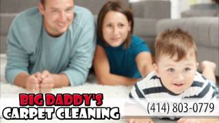 Big Daddy's Carpet Cleaning Milwaukee WI - www.BigDaddysCarpetCleaning.com