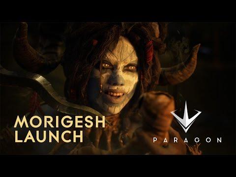 Paragon - Morigesh Cinematic Launch (Available April 4)