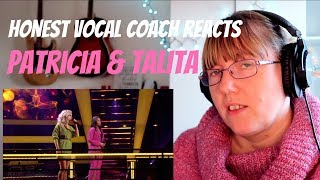 Vocal Coach Reacts to Talita Blijd vs Patricia van Haastrecht 'It's All Coming Back To Me Now'