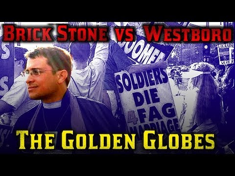 Westboro Baptist Church Humiliated at Golden Globes
