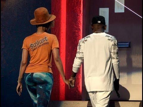 NEW COUPLE?! Kendrick Lamar and Erykah Badu Bet Awards 2013 Performance