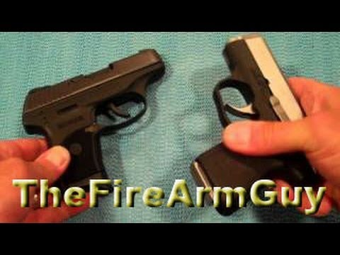Ruger LC9 vs Kahr CM9 - TheFireArmGuy