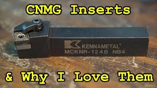 Shop Talk 15: CNMG Inserts & Why I love Them