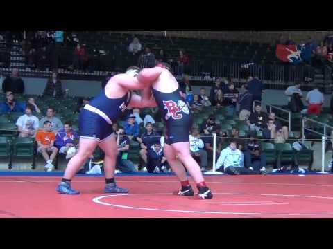 NAIA 285: Joe Kent (Missouri Baptist) vs. Dyllan Snavely (Bacone) NAIA Championships