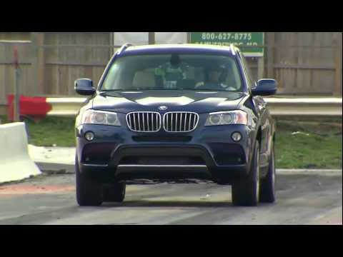 Road Test: 2011 BMW X3