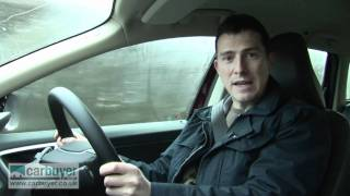 Volvo XC60 review - CarBuyer