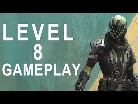 Destiny Beta - Level 8 Warlock Gameplay (Xbox One)