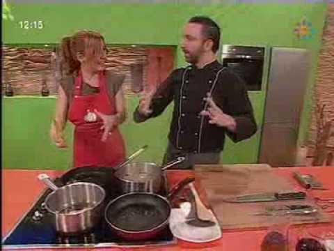 """Las recetas de """"Mira la vida"""": Tortilla de acelgas"""