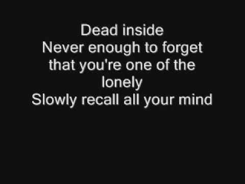 Disturbed Decadence Lyrics + Audio