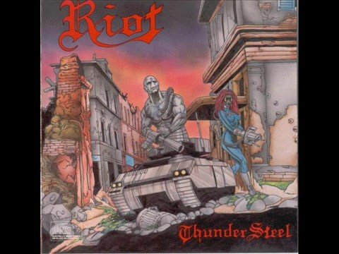 Riot - Bloodstreets