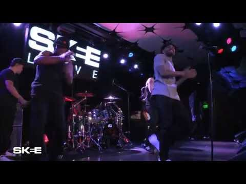 Chris Brown Performs love More On Skee Live video