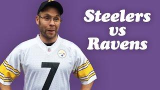 PITTSBURGH DAD: STEELERS BEAT RAVENS III