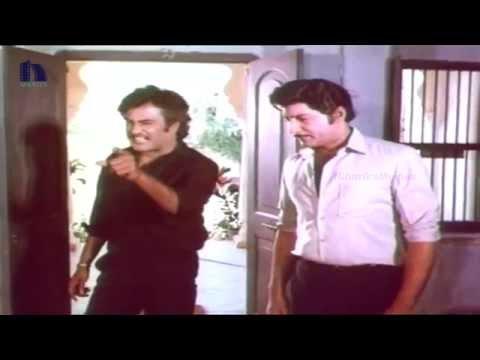 Jeevana Poratam Telugu Movie Part 2 || Rajinikanth, Sobhan Babu, Vijayashanti