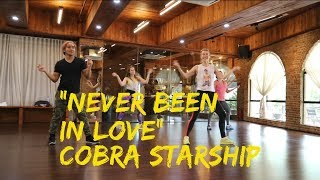 quotNever Been in Lovequot Cobra Starship Choreo by Aksana