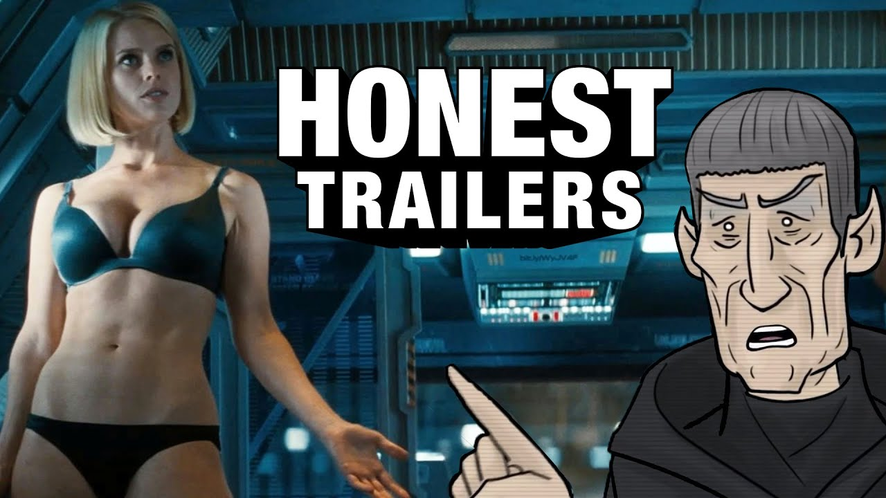 Honest Trailers - Star Trek Into Darkness