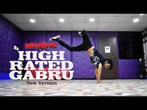 Download Lagu  Nawabzaade: High Rated Gabru Dance  by Ajay Poptron | Guru Randhawa | Raghav, Punit, Dharmesh Mp3 Free
