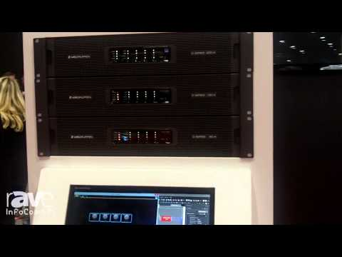 InfoComm 2014: Lab.gruppen Talks About their New D Series Amplifier Platform