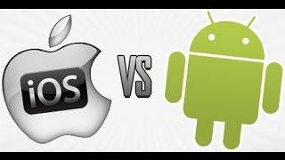 iOS против Android что выбрать ? часть 2 плюсы смартфонов Apple iPhone vs Андроид (Android)