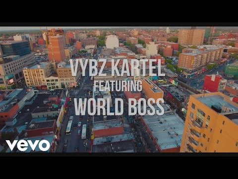 Vybz Kartel - I've Been In Love With You (feat. Worl Boss) [Official Video]