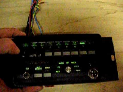 Whelen B-link Mpc01 Control Head Edge Lightbar