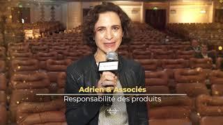 Palmarès du Droit 2021 - Adrien & Associés - Responsabilité des produits