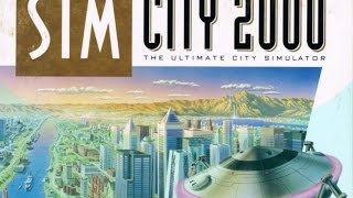 Sim City 2000 Hard Difficulty Part 1  Sins of the City