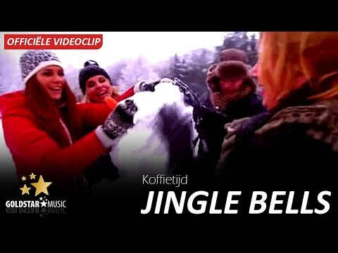 Koffietijd - Jingle Bells (Officiele Video)