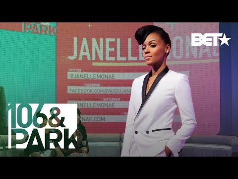 Janelle Monae performance of Q.U.E.E.N. on 106&Park