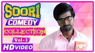 Soori Comedy Collection | Vol 1 | Soori Comedy Scenes | Soori Comedy | Soori Tamil Comedy