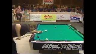 1994 Davenport Hall Carter 9-ball semi + final