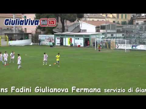 Giulianova Fermana tutti i gol