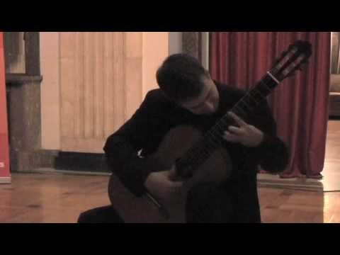 Goran Krivokapic J.Rodrigo Tres piezas españolas Passacaglia