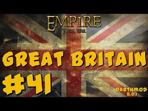 Empire Total War: Darthmod - Great Britain Campaign #41 ~ Assaulting Arcot!