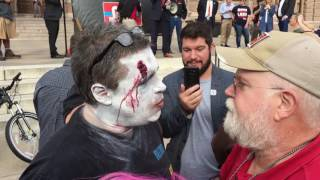Zombie Snowflakes crash constitutional carry rally in Austin