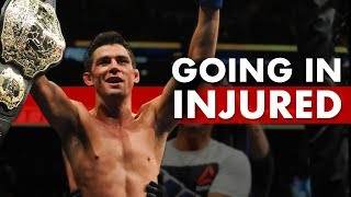 10 Huge Wins Despite Massive Injuries In MMA